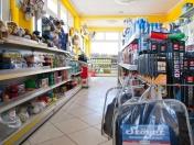 benzinkút shop