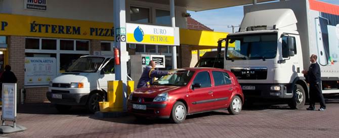 Benzinkút 3